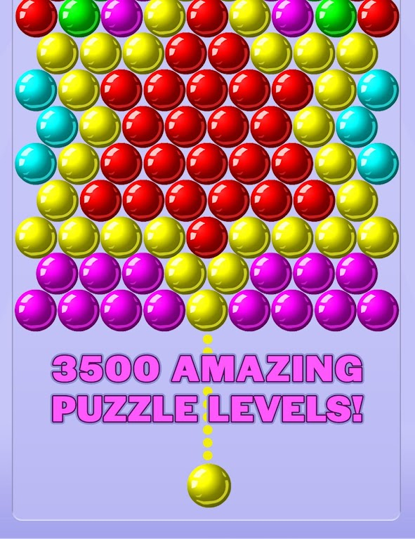 Bubble Shooter poster 1
