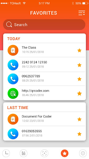 QR code reader 1.15.42 Screenshots 5