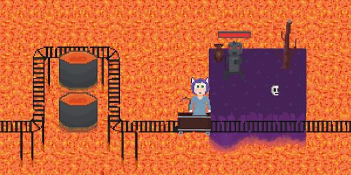 Code Triche Catgirl: NekoChan Adventure! mod apk screenshots 5