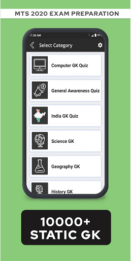 SSC MTS & DRDO MTS Exam Preparation App - screenshots 7