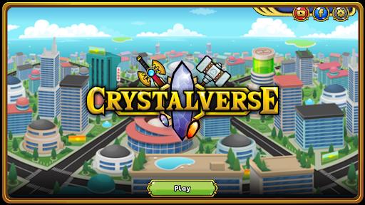 Crystalverse - Anime Fighting Online  screenshots 8