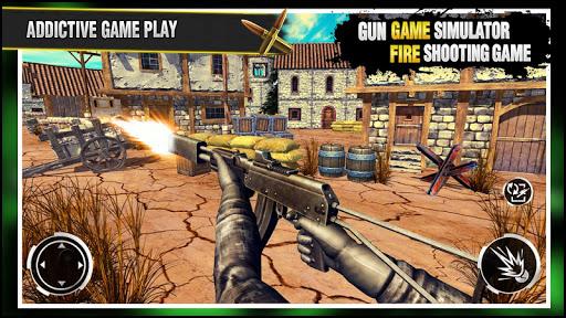 Gun Game Simulator: Fire Free u2013 Shooting Game 2k21  Screenshots 1