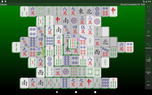 Mahjongg Builder 3.1.0 screenshots 11
