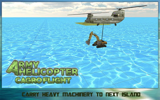 Army Helicopter Cargo Flight For PC Windows (7, 8, 10, 10X) & Mac Computer Image Number- 14