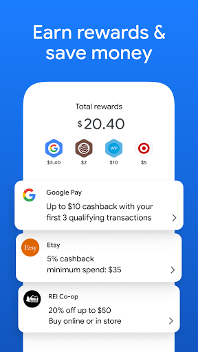 Google Pay: A safe & helpful way to manage money screen 2
