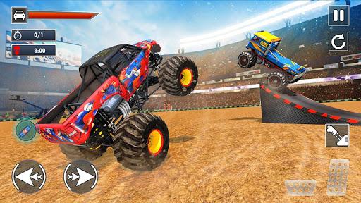 Extreme Monster Truck Crash Derby Stunts 2.3 screenshots 12