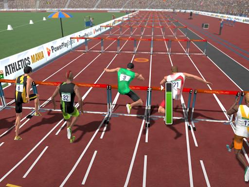 Athletics Mania: Track & Field Summer Sports Game Apkfinish screenshots 7