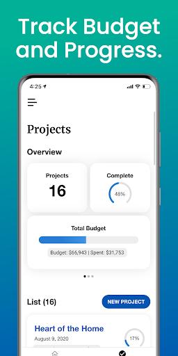 Renovately u2014 Budget Your Home Renovation Projects  Screenshots 2