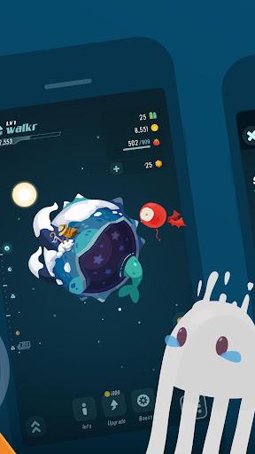 Walkr: Fitness Space Adventure 5.7.2.2 screenshots 5
