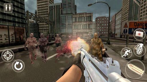 Dead Monster Attack - Zombie Outbreak  screenshots 5
