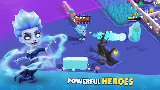 Magic Arena: Battle Royale screenshots 15