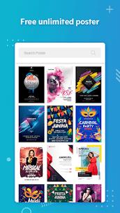 Poster Maker, Flyers, Banner, Logo Ads Page Design (PREMIUM) 6.8 Apk 2