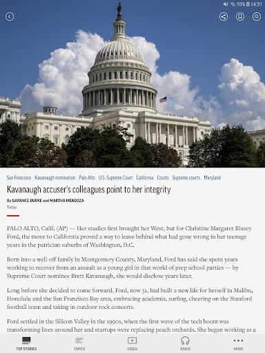 AP News 5.15.1 Screenshots 4