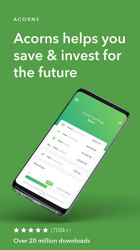 Acorns - Invest Spare Change  screenshots 1