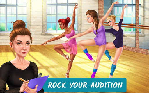 Dance School Stories - Dance Dreams Come True apkmartins screenshots 1