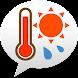 熱中症アラート - お天気ナビゲータ