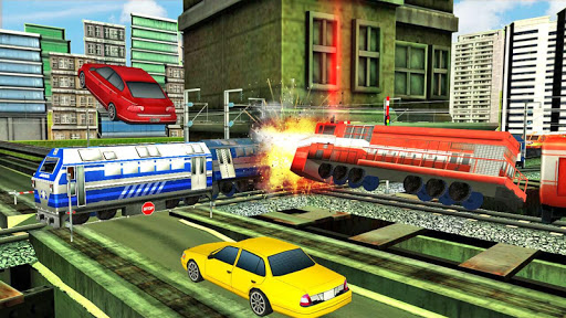 Train Simulator - Free Games 153.6 screenshots 14
