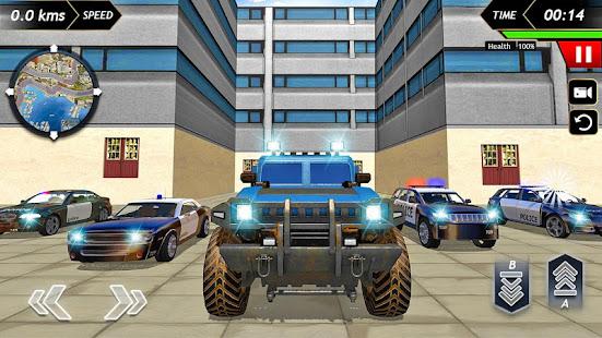 Police Car Racing 2020 Free screenshots 5