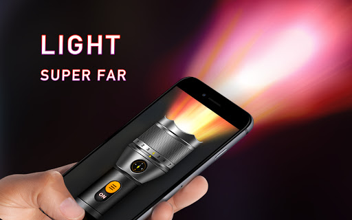 Super-Bright Flashlight screenshots 1