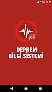 Deprem Bilgi Sistemi Apk İndir Download 1