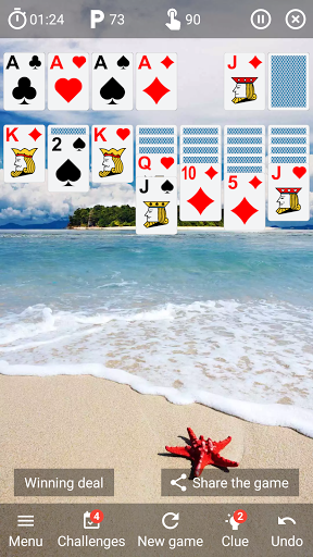 Solitaire: Free Classic Card Game  screenshots 1