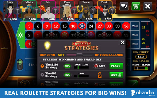 Roulette Live - Real Casino Roulette tables 5.4.3 screenshots 5