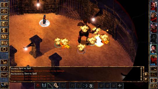Baixar Baldur's Gate Enhanced Edition MOD APK 2.5.17.0 – {Versão atualizada} 3