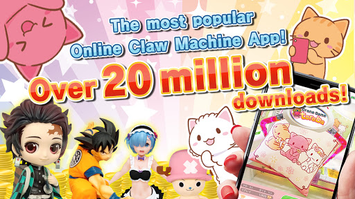 Claw Machine Game Toreba -Online Claw Machine Game screenshots 1