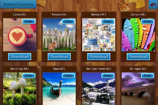 Jigsaw Puzzles Free 1.9.16 screenshots 1