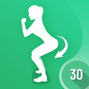 30 Days Buttocks Workout For Women, Legs Workout