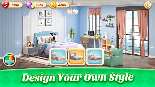 Space Decor : Dream Home Design 1.3.9 screenshots 2