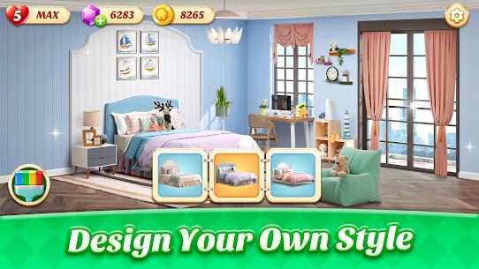 Space Decor : Dream Home Design MOD (Unlimited Money) 2