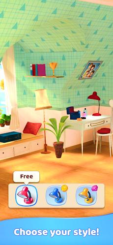 Merge Decor:家のデザインとリフォームのゲームのおすすめ画像2