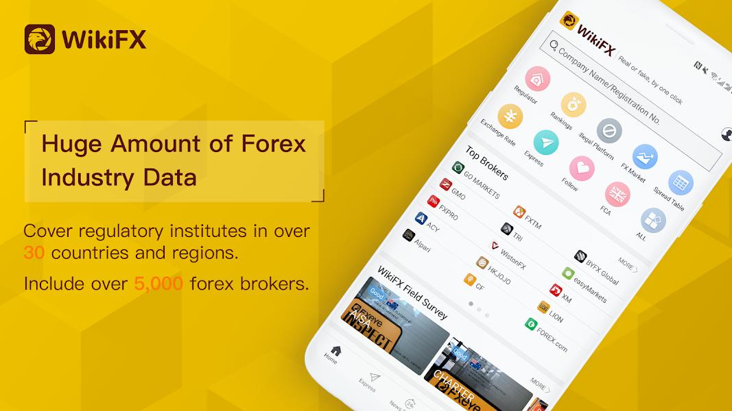 WikiFX-Global Broker Regulatory Inquiry APP
