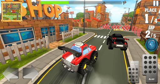 cartoon hot racer 3d premium screenshot 3