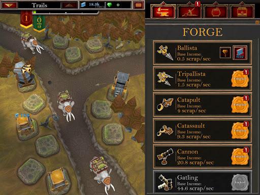 Castle Fusion Idle Clicker screenshots 10