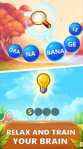 Word Bubble Puzzle - Word Search Connect Game 2.4 Screenshots 10
