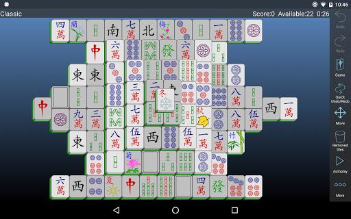 Mahjongg Builder 3.1.0 screenshots 7
