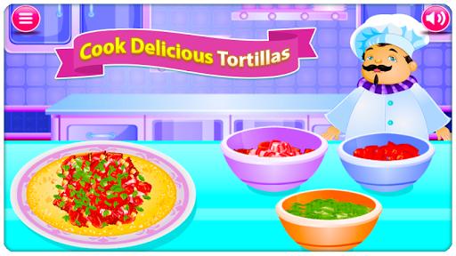 Baking Tortilla 4 - Cooking Games  screenshots 6