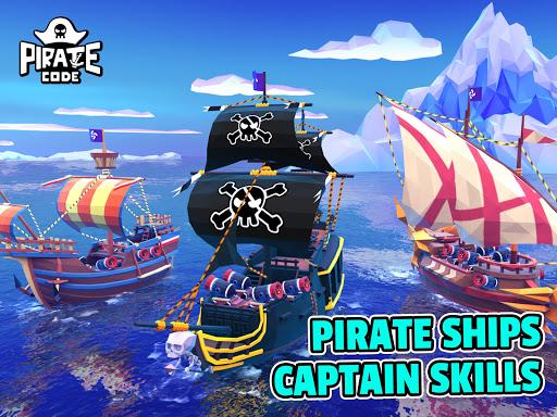 Pirate Code - PVP Battles at Sea apktram screenshots 9