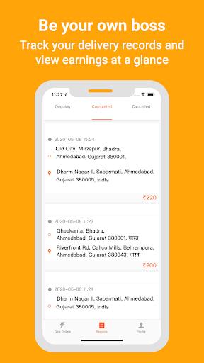 Drive with Lalamove India - Earn Extra Income 4.855.123972 Screenshots 5