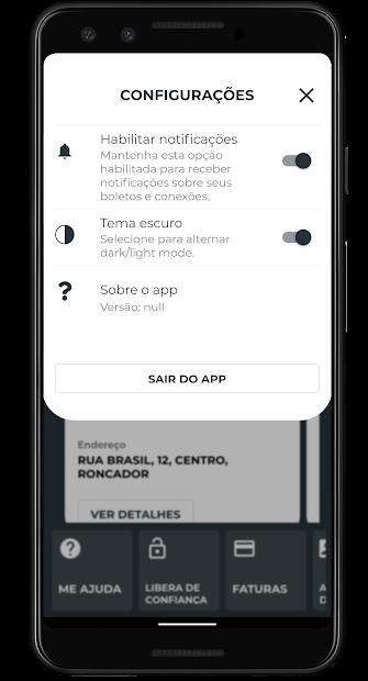 IspJet Mobile screenshot 6