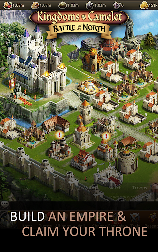 Kingdoms of Camelot: Battle 20.8.0 screenshots 1
