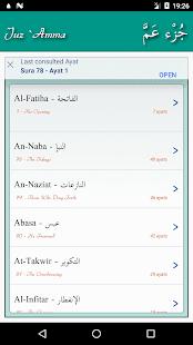 Juz Amma (Suras of Quran) 2.2.2 Screenshots 1