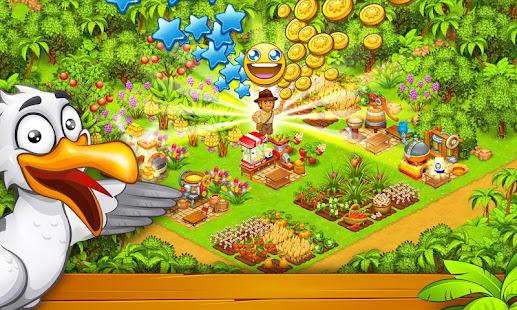 Farm Island: Hay Bay City Paradise 2.25 Screenshots 7
