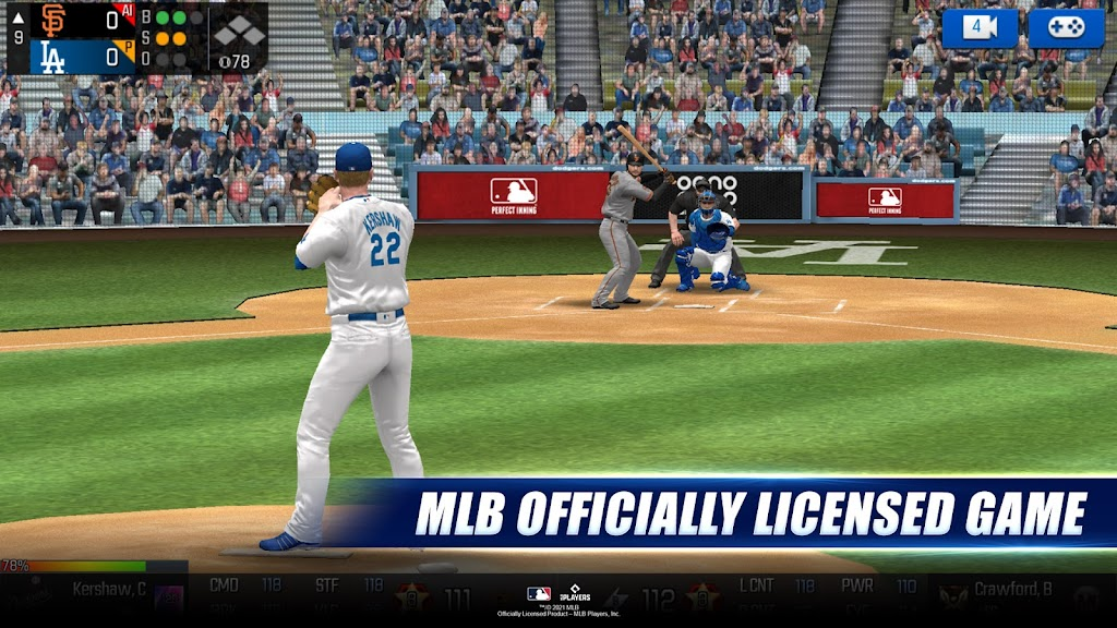 MLB Perfect Inning 2021 poster 1