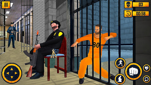 Prison Escape- Jail Break Grand Mission Game 2021  Screenshots 2