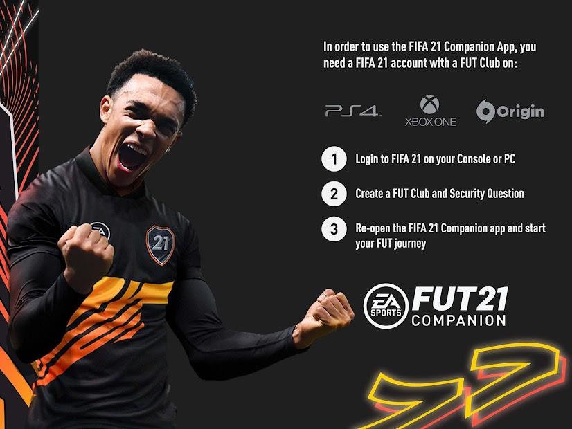 Screenshot - EA SPORTS™ FIFA 21 Companion