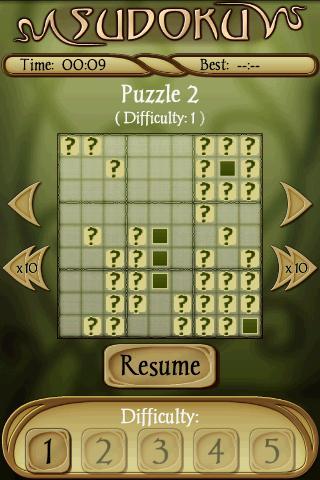 Sudoku Free 1.52 screenshots 3