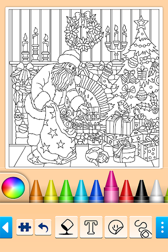 ud83cudf85Christmas Coloring  screenshots 12